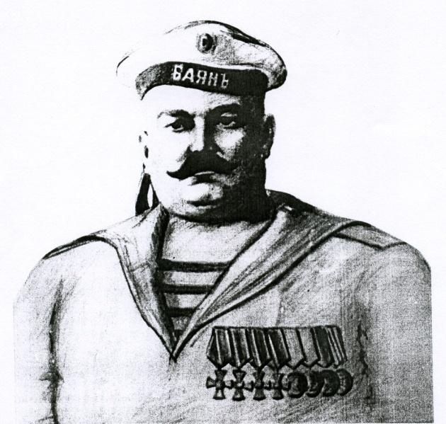 Babuškin - námořník