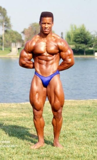 Shawn Ray - 1985