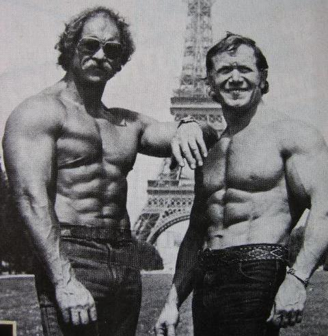 Kurt MArnul a Adolf Ziegner
