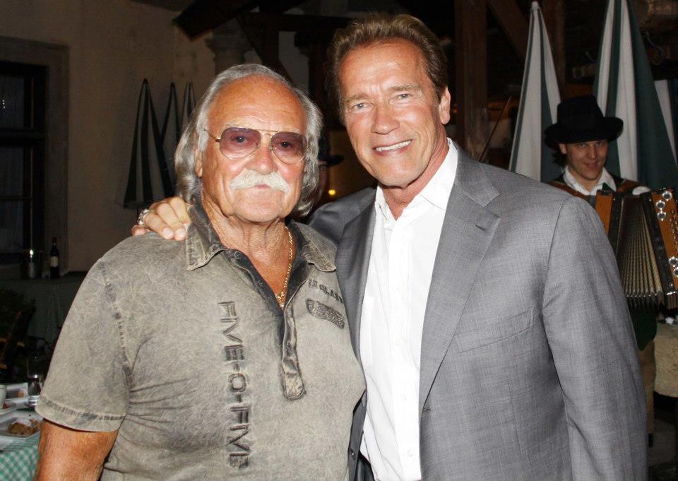 Arnold a Marnol v roce 2012
