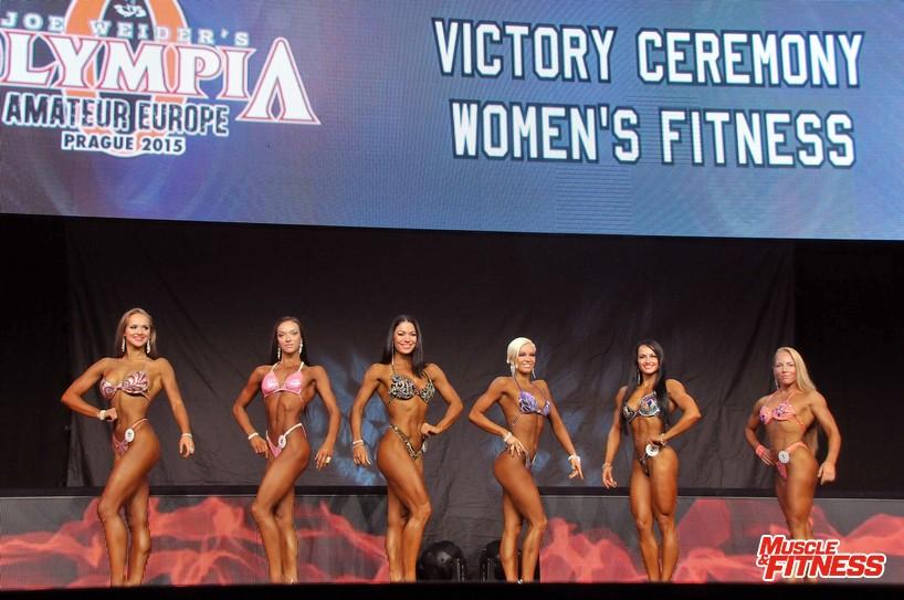 Superfinále – fitness žen