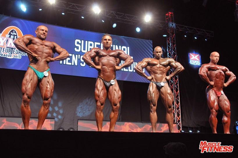 Superfinále – kulturistika mužů