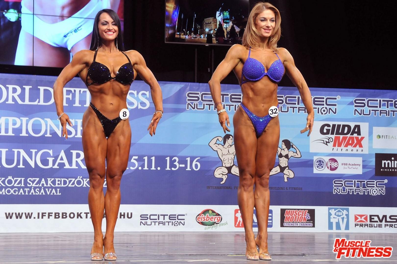fitness ženy absolutka