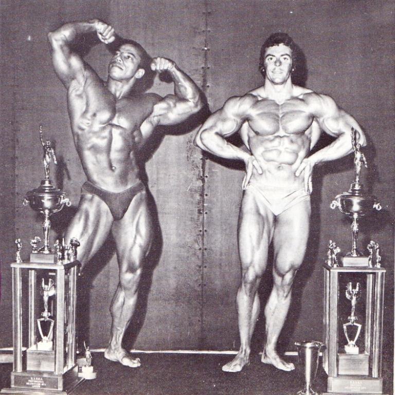 Roy Duval - rok 1974