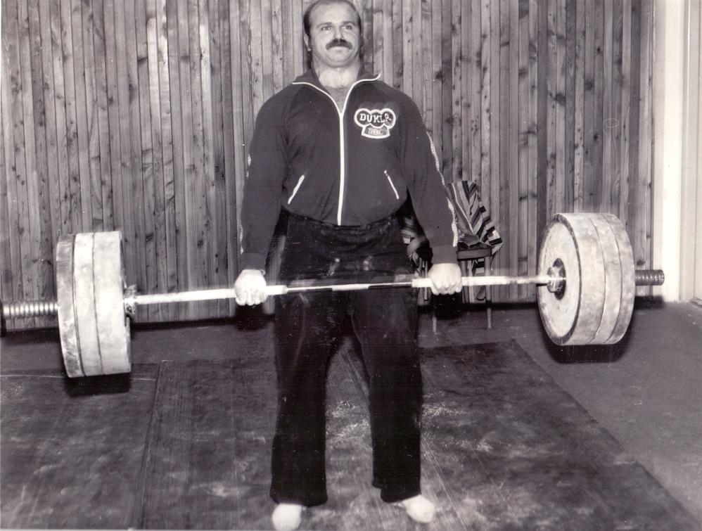 Milan Šnajdr v roce 1983.