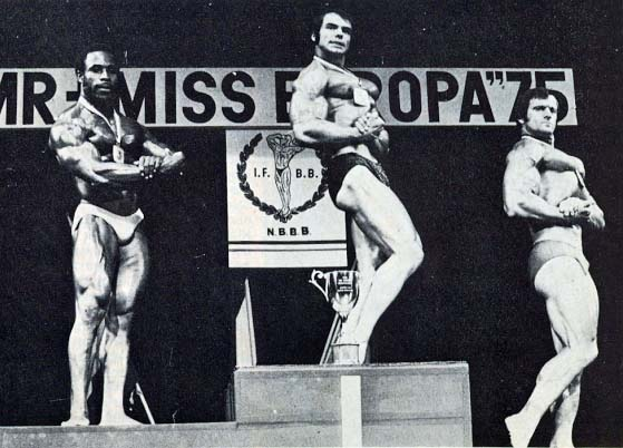 Vítěz ME 1975.