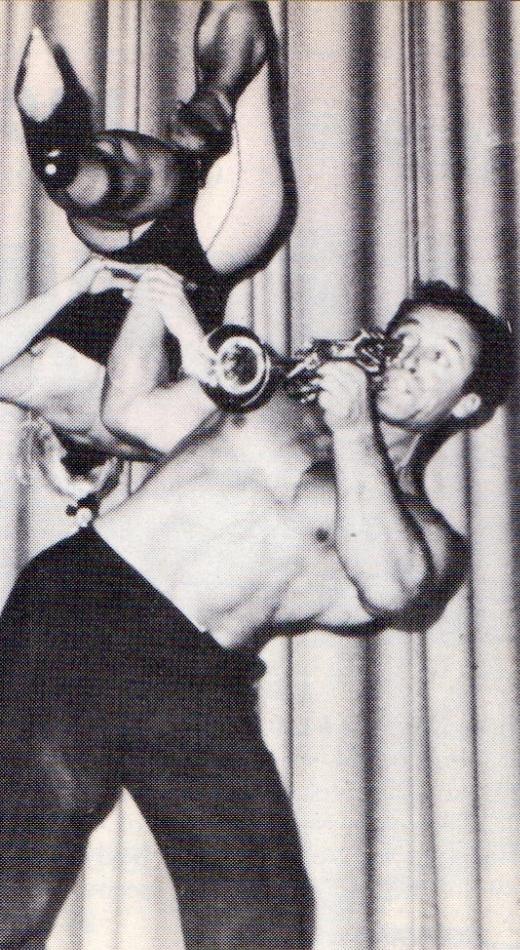 George Eifferman u vystoupení