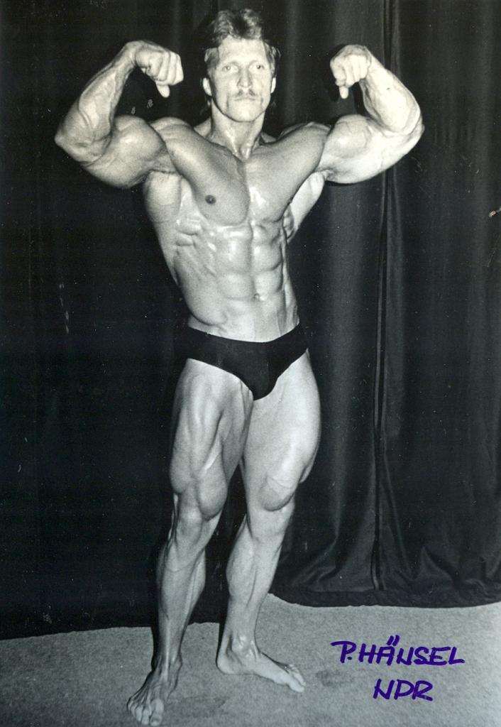 Peter Hensel v roce 1983.