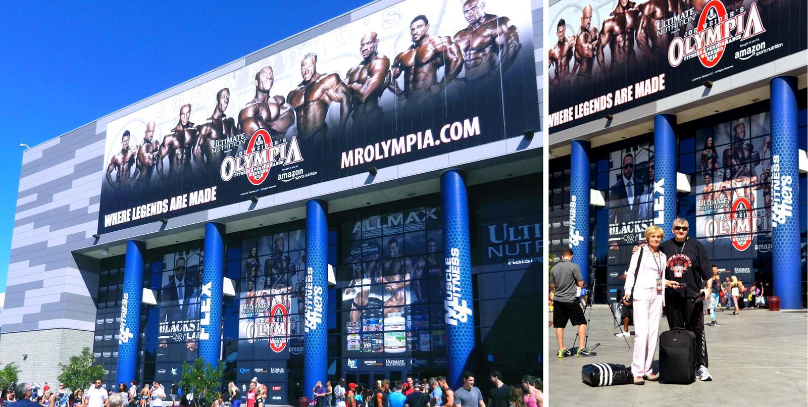EXPO Convention Center LV 2015