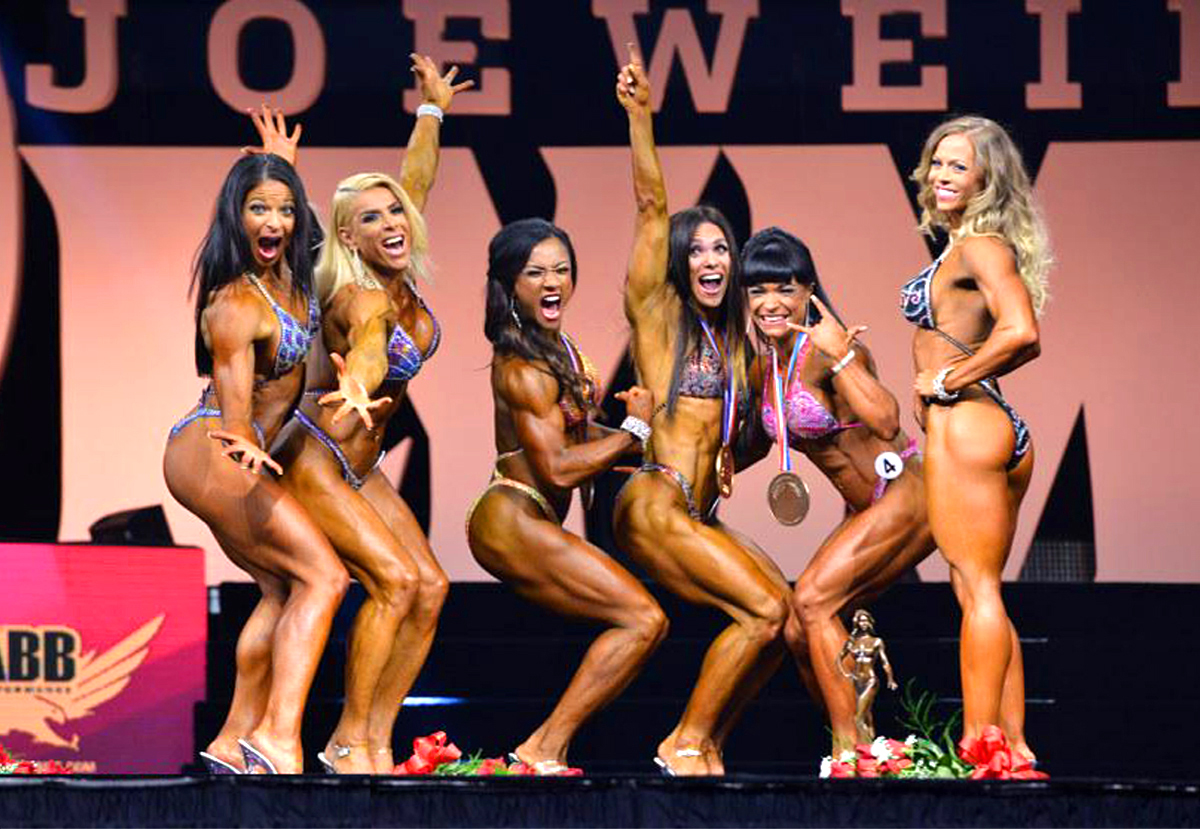 Fitness Olympia 2015