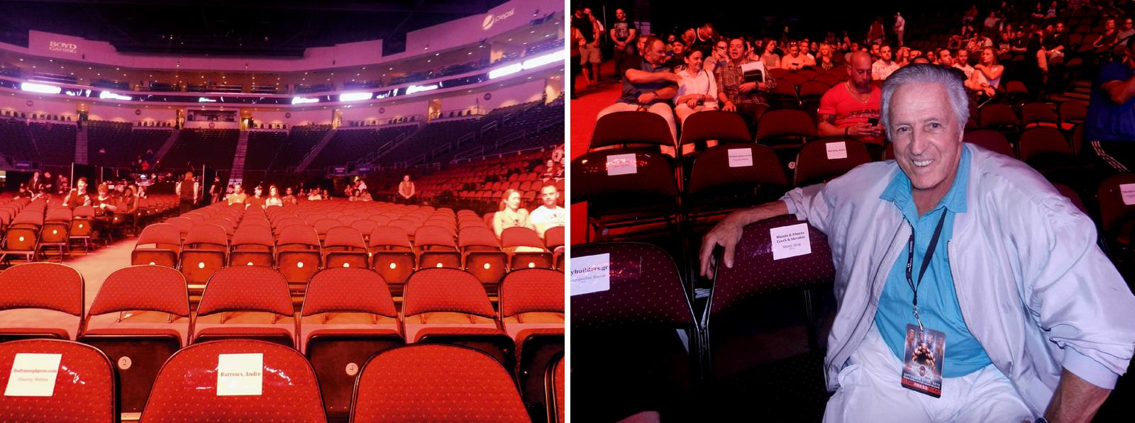 Hladisko Orleans Arena LV Olympia 2015