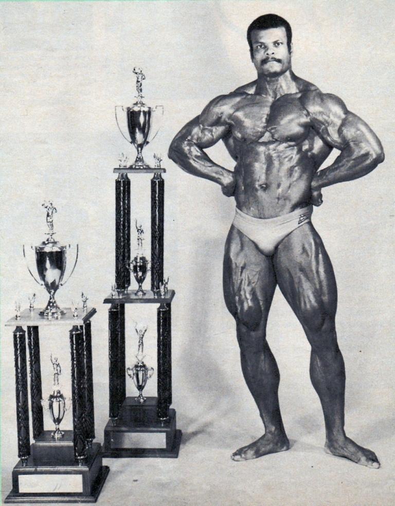 Rufus Howard jako Mr. America 1982