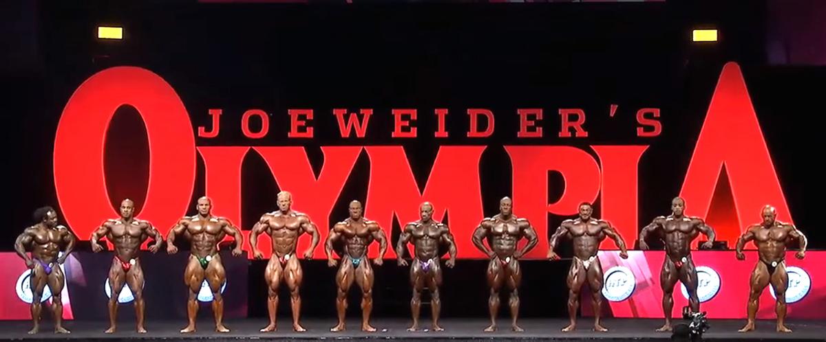 Mr.Olympia 02