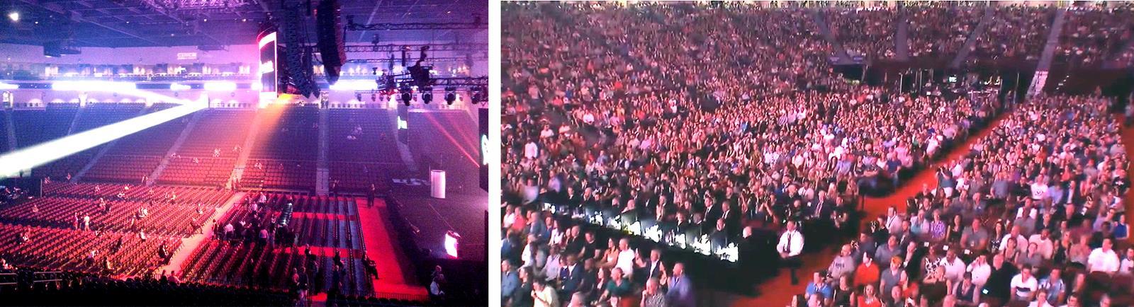 Orleans Arena hladisko LV 2015