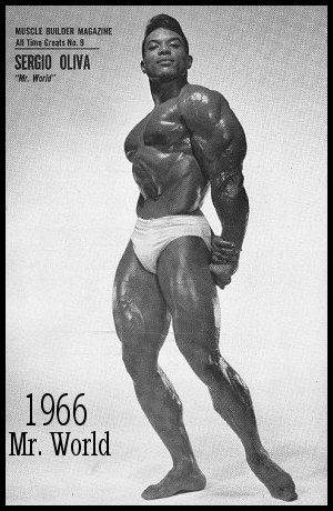 Mr. World 1966