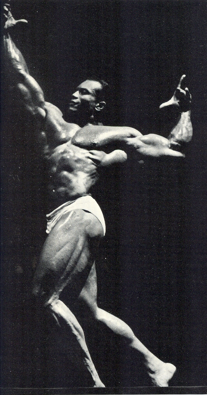 OLIVA MR. OLYMPIA 1968