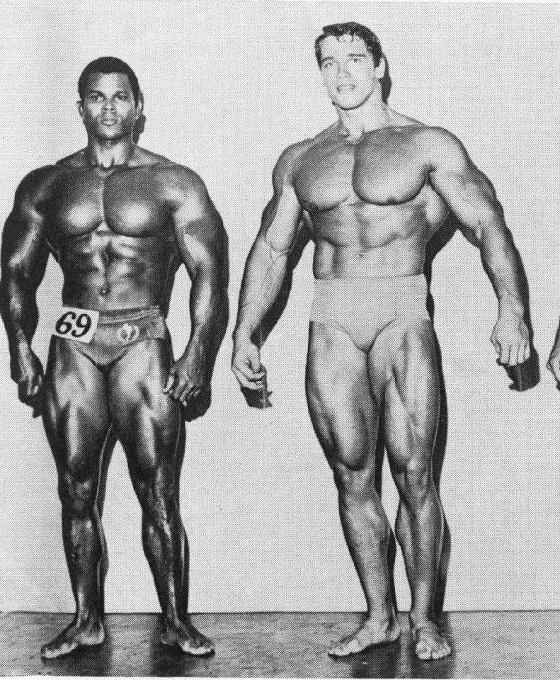 Arnold a Serge Nubre