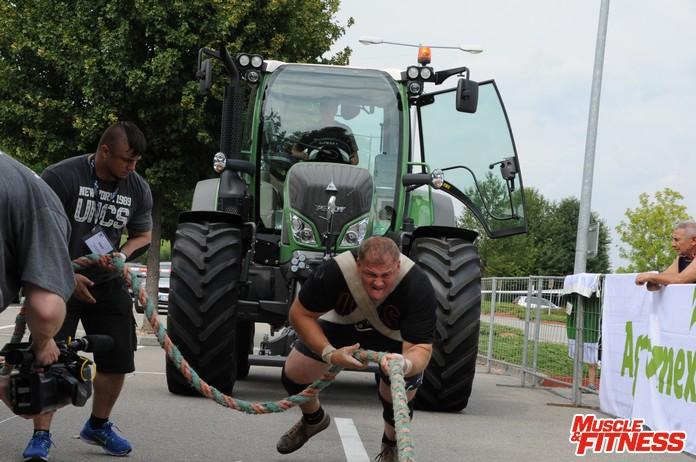 Hryhorovskyj traktor