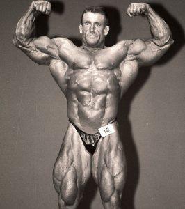 Dorian Yates 1996