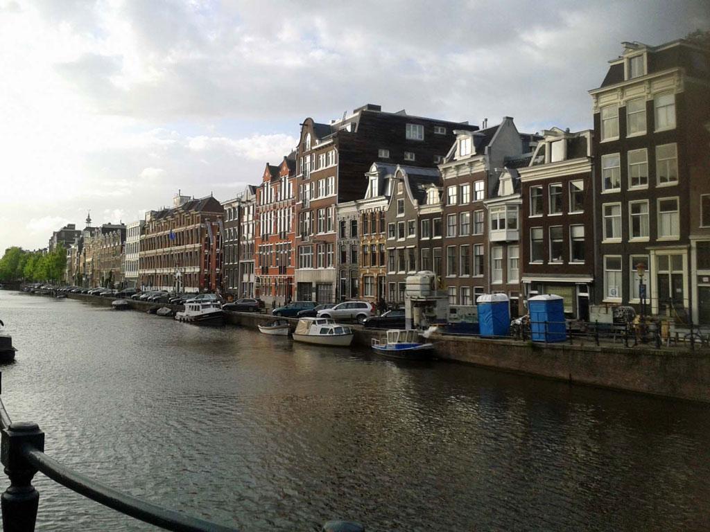 Amsterdam swim