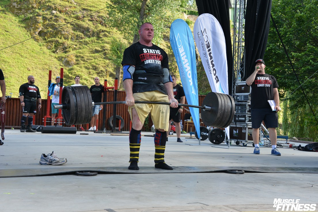 SM Rekenei deadlift
