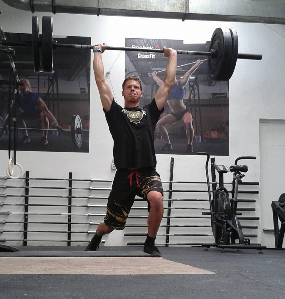 Blog CrossFit Hometown JErk kópia