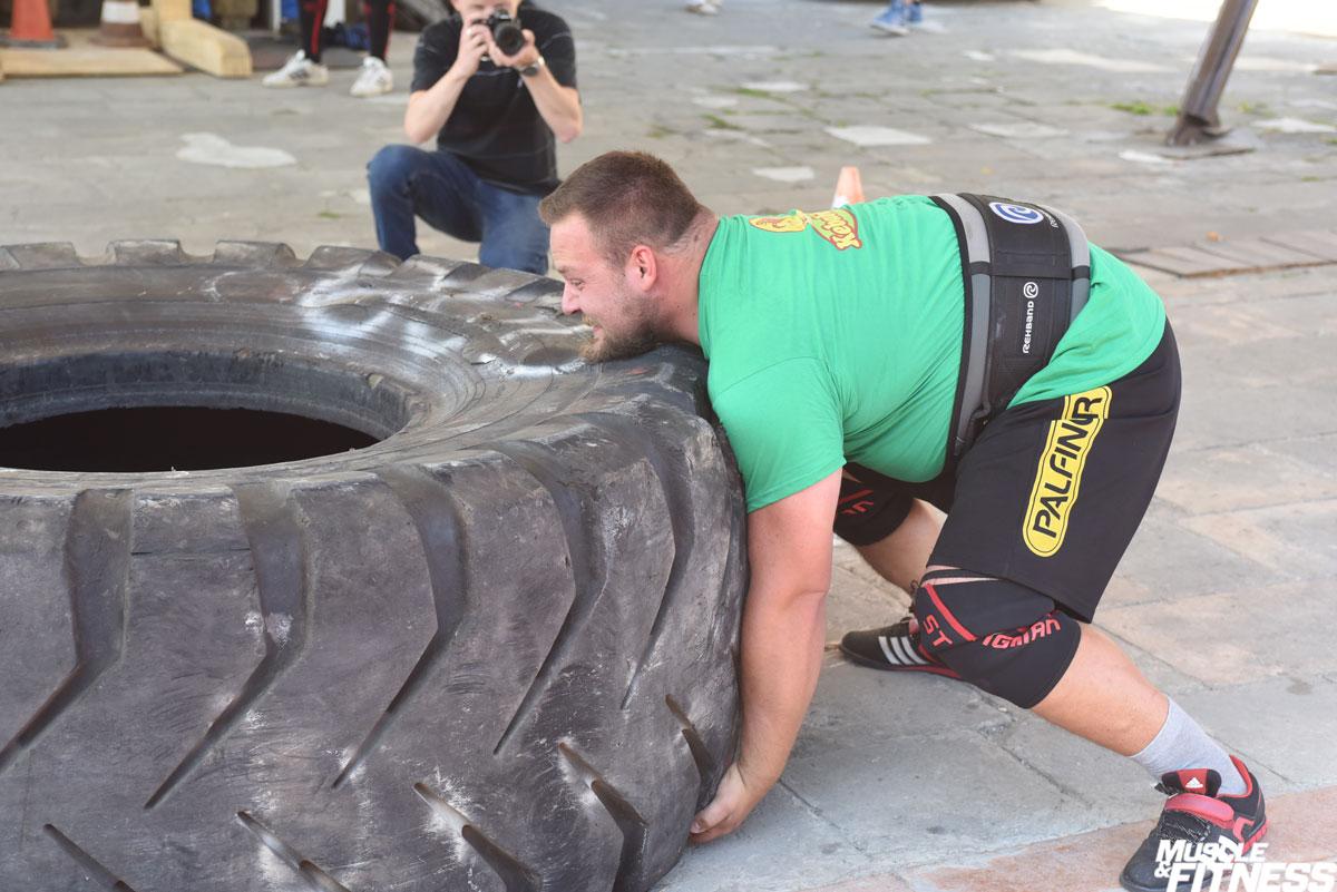Andy Hopfner pneu