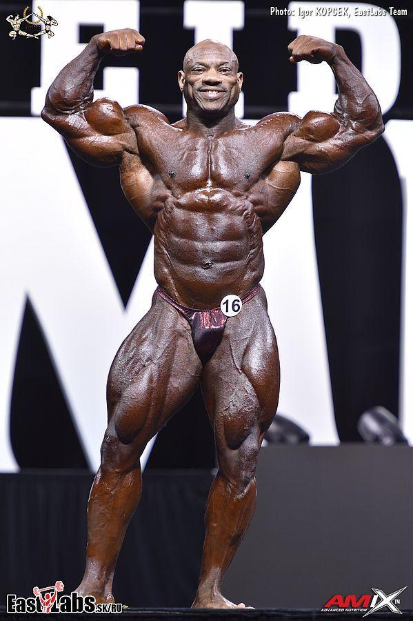 Dexter Jackson front
