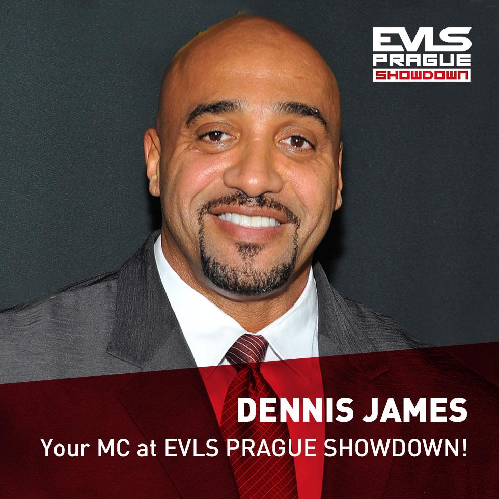 EVLS Dennis James