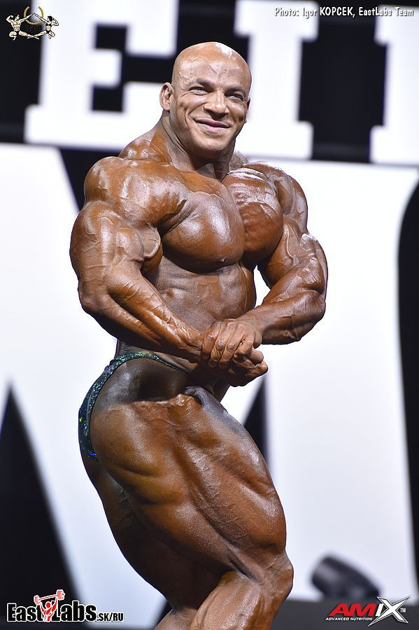 Ramy Elssbiay side chest
