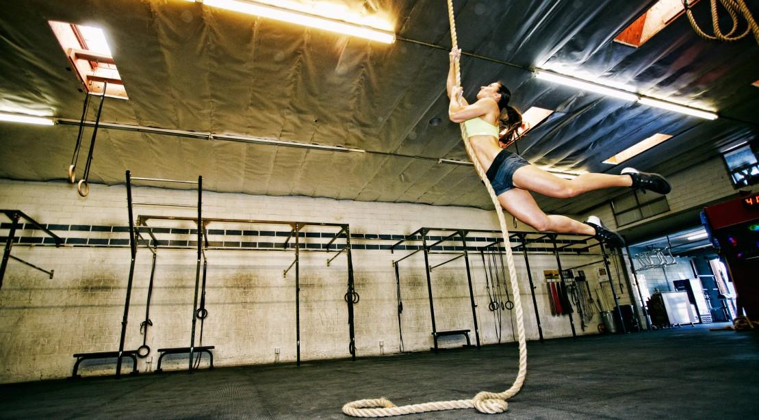 rope climb 1109