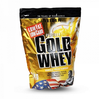 Concentrate Gold Whey