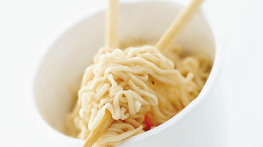 E Instant noodles