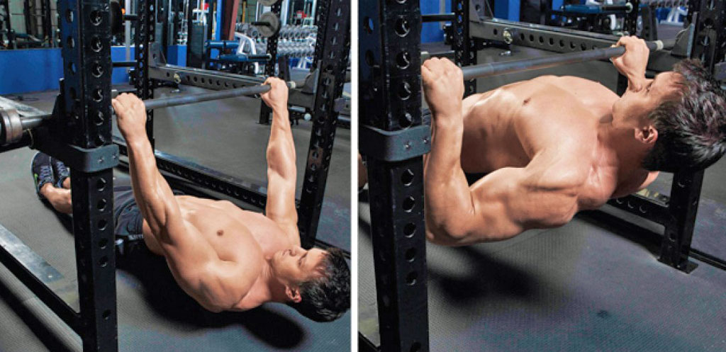 INverted Row MF