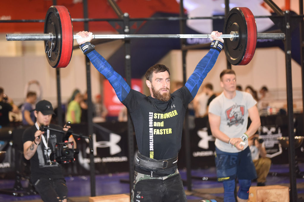 Stronger faster snatch