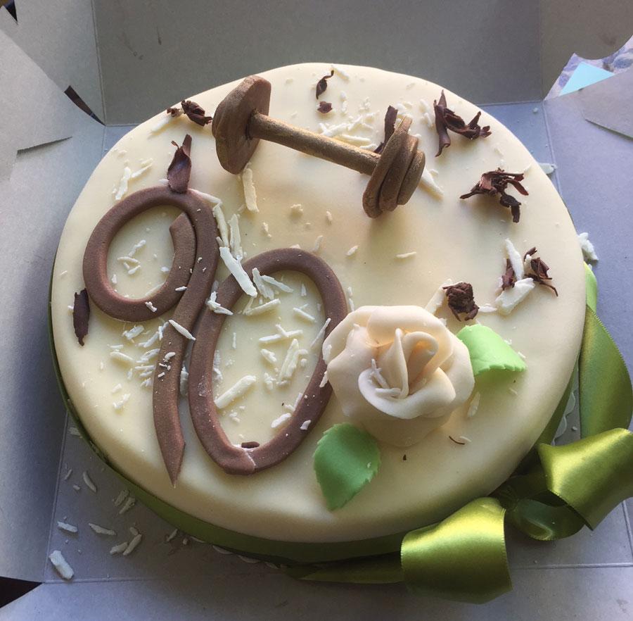 Zajicek dort 90