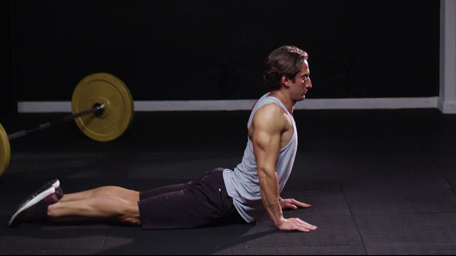 3 abdominal stretch
