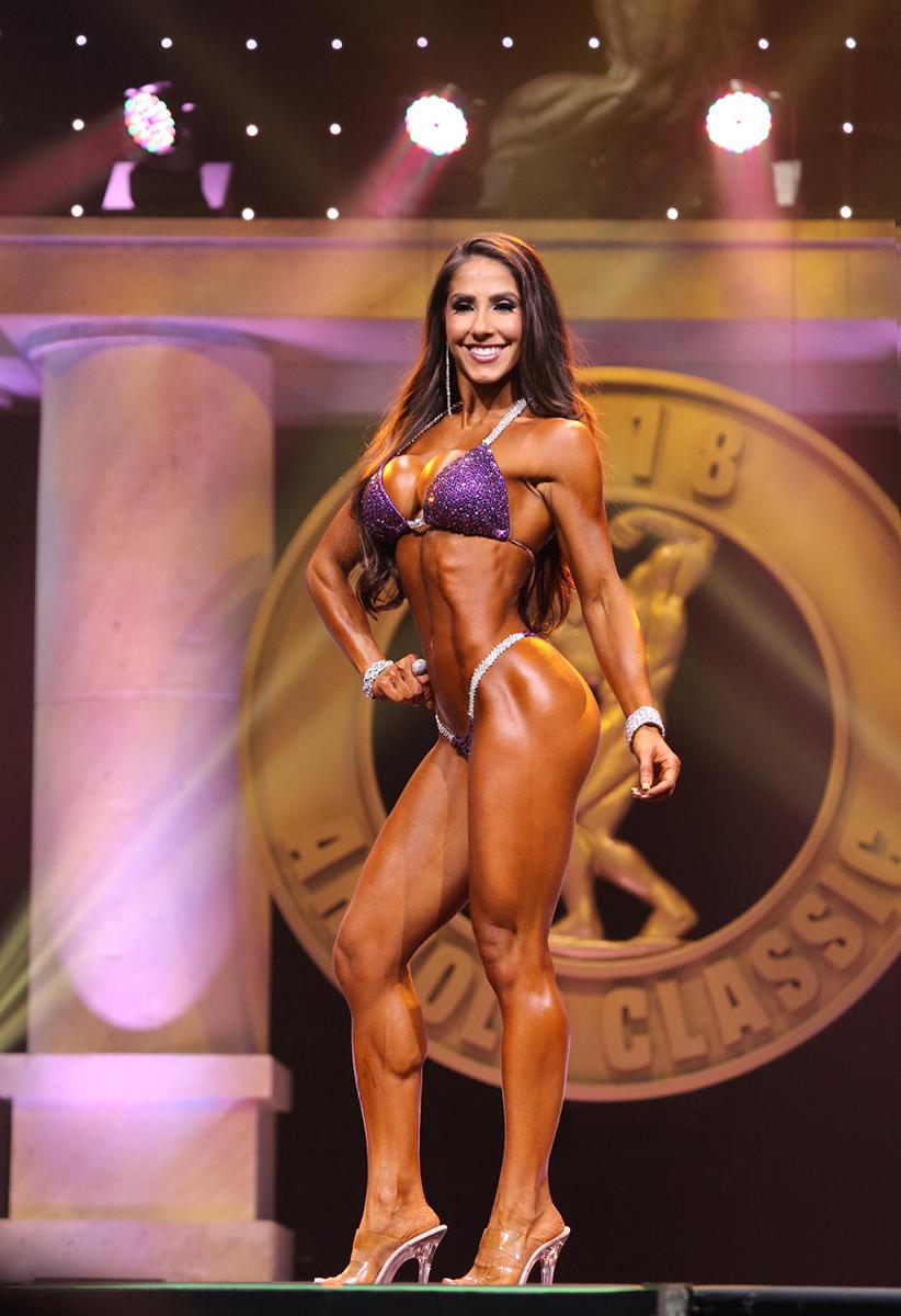 Bikini International winner Angelica Teixeira
