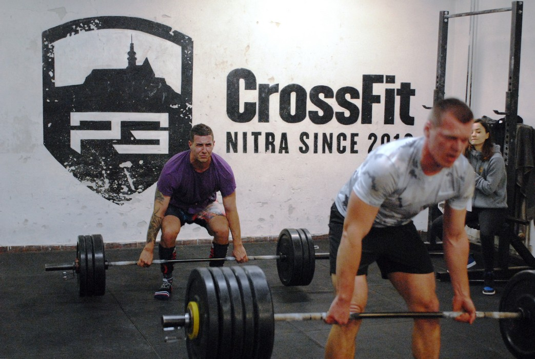 CrossFit Nitra