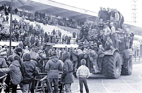 Ivanov - zvedání traktoru