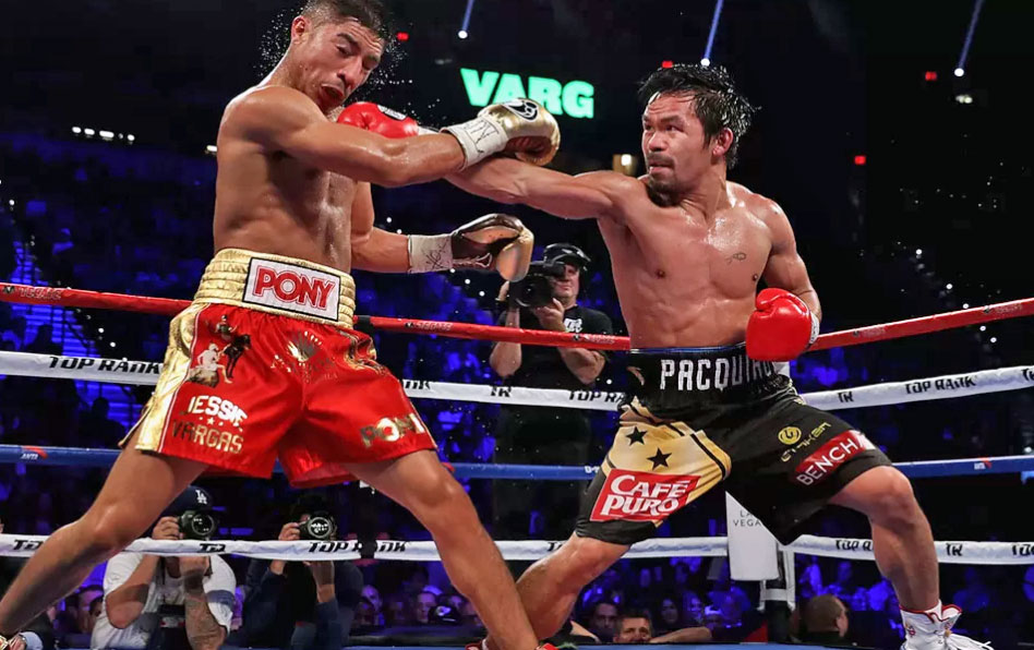 Pacquiao July match