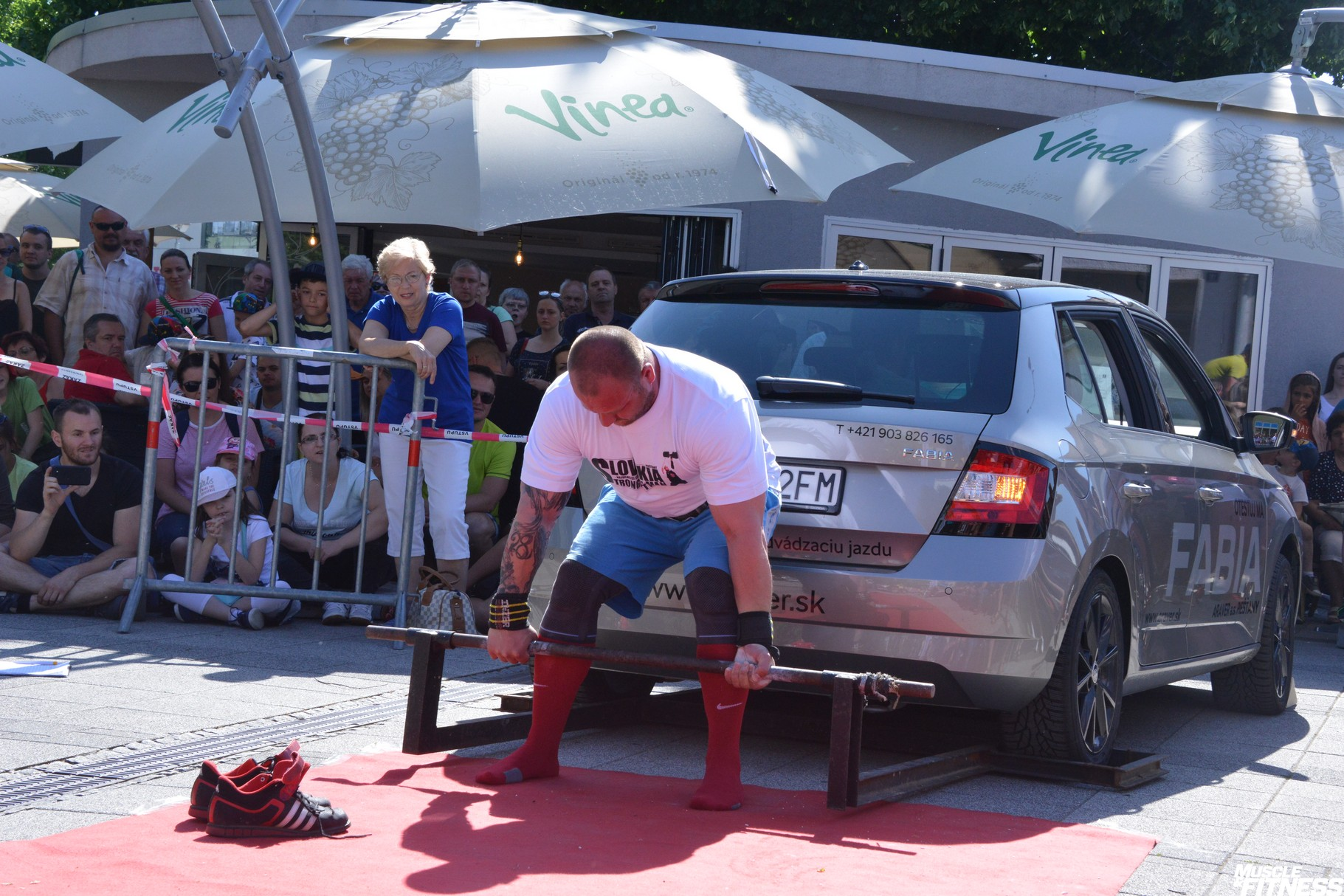 29 Mario Fuska deadlift
