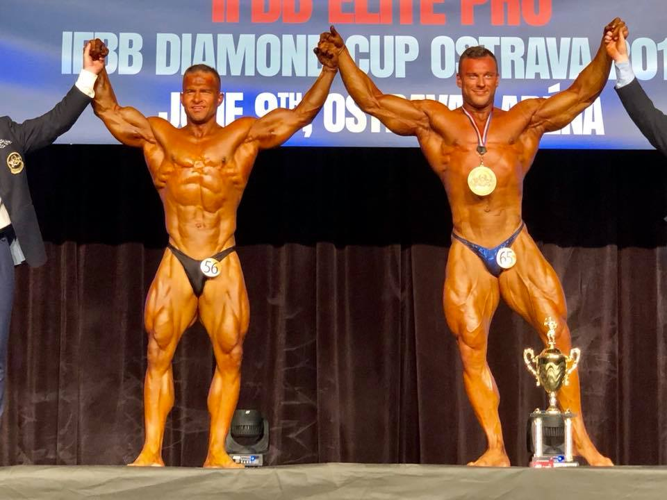 Peter Tatarka a Emil Kalenski Diamond Ostrava