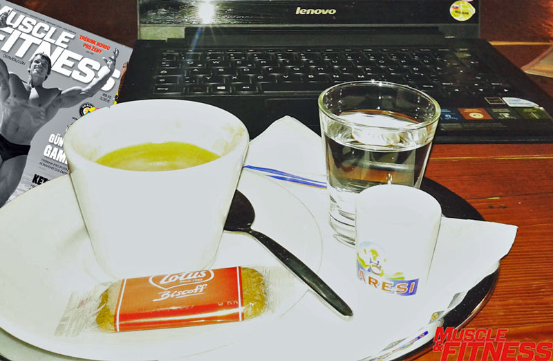 Povzbudz napoje