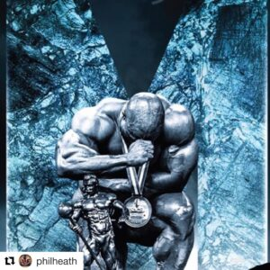 Zvládne to Phil Heath na Mr. Olympia ôsmy krát?