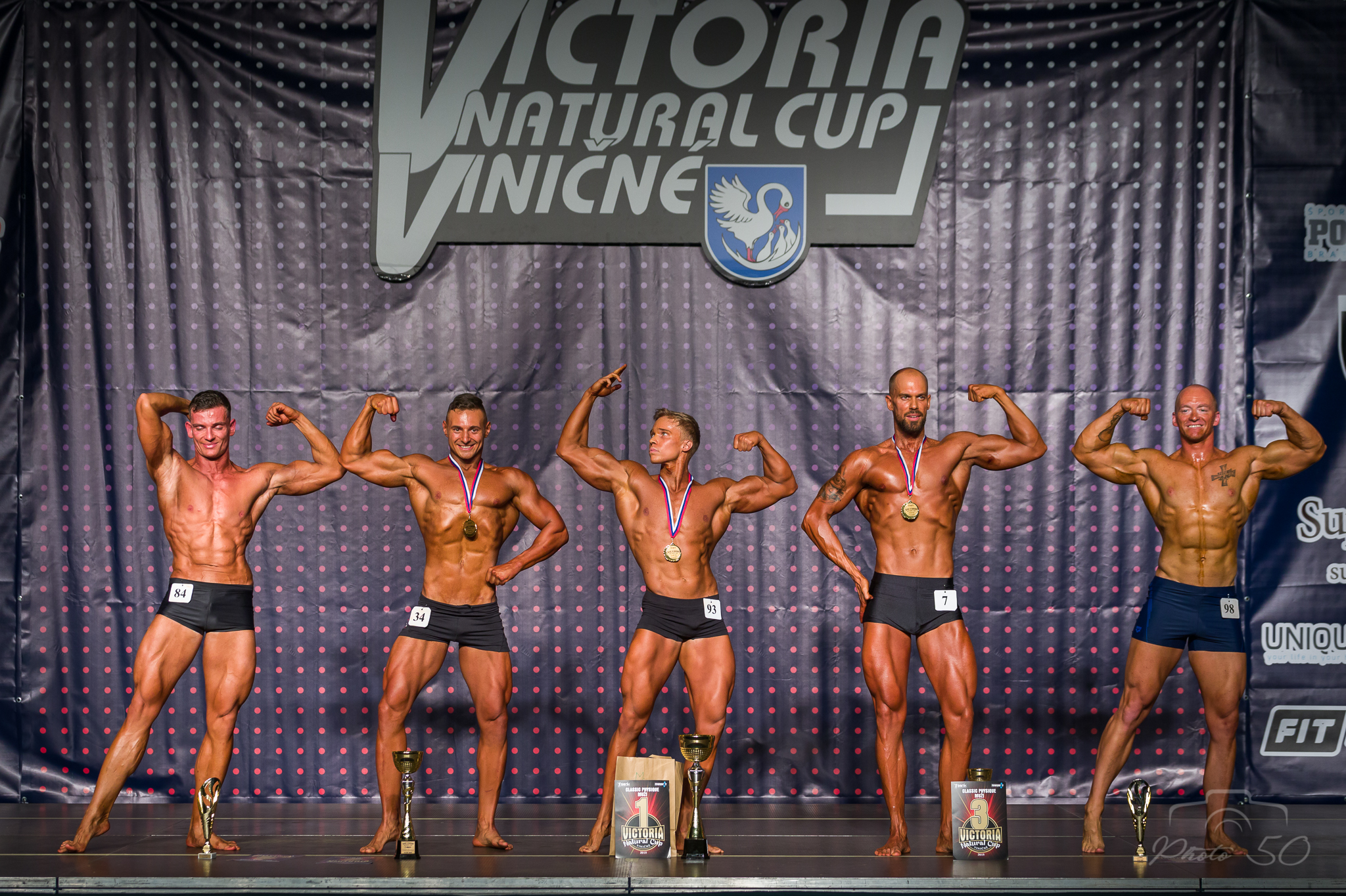 Classic physique TOP5