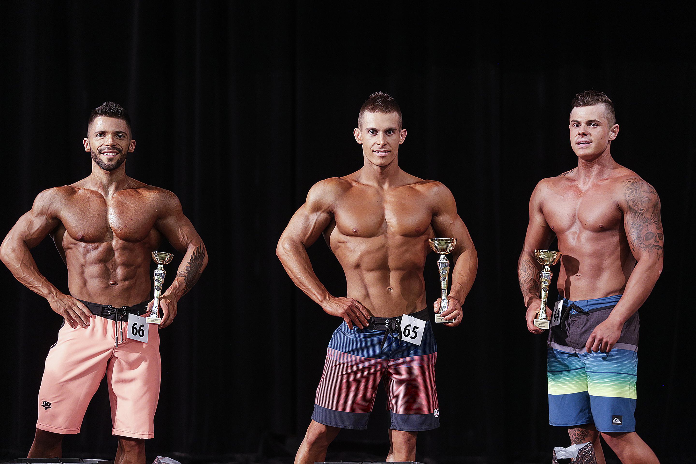 IFBB Cup Zvolen Mens Physique do 173 cm foto: Ivan Pavlisko