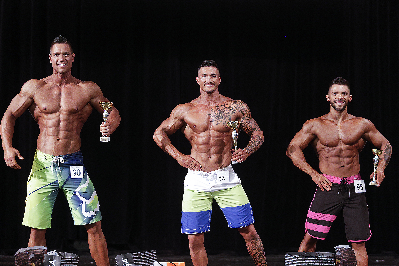 IFBB Cup Zvolen muscular man foto: Ivan Pavlisko