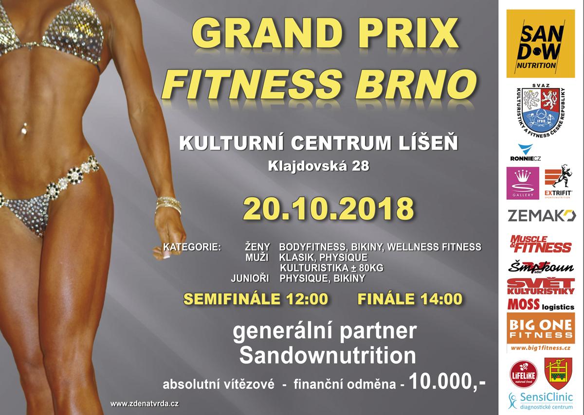 Grand Prix Fitness Brno