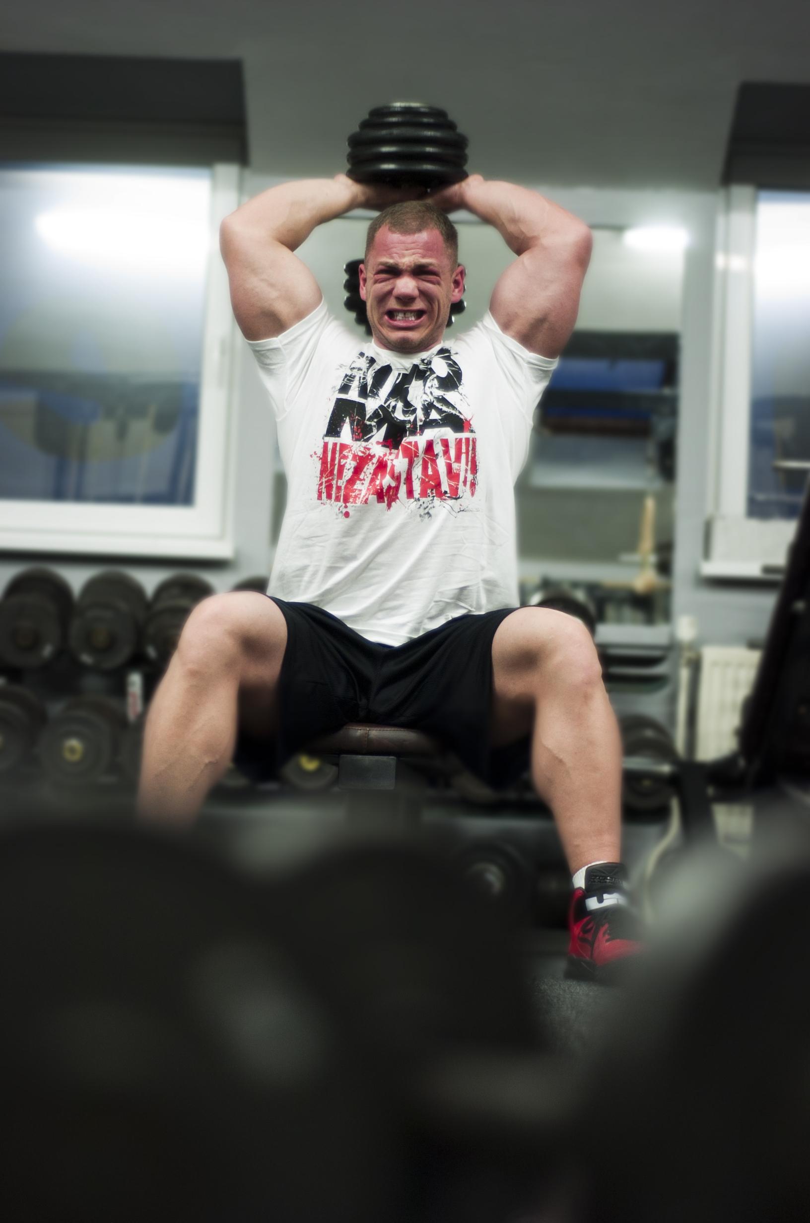 Psychológia športu. Boris Valihora Prekop. Foto: Tomáš Thuringer